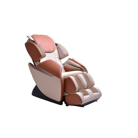 HoMedics Full-Body Zero Gravity Massage Chair with Bluetooth Speakers & Chromotherapy Lighting