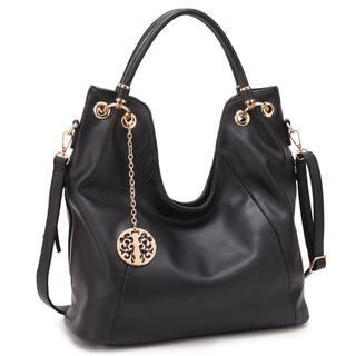 8a797cf890 Buy Black Shoulder Bags Online at Overstock