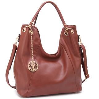 df6118fdd5 Buy Brown Shoulder Bags Online at Overstock