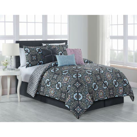 Avondale Manor Etta 7-piece Comforter Set