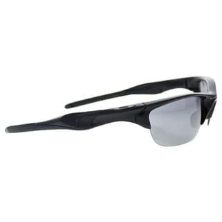 Oakley Half Jacket 2.0 OO9153-01 Men's Polished Black/Black Iridium Sunglasses
