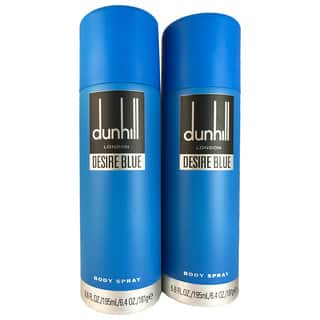 Dunhill Desire Blue Men's 6.4-ounce Body Spray (Pack of 2)|https://ak1.ostkcdn.com/images/products/17762228/P23961385.jpg?impolicy=medium