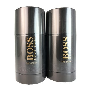 Hugo Boss The Scent 2.4-ounce Deodorant Stick (Pack of 2)