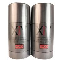 Hugo Boss XY 2.4-ounce Deodorant Stick (Pack of 2)