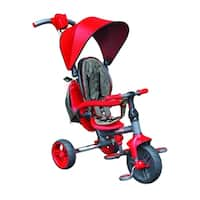 Strolly Compact Trike - Red