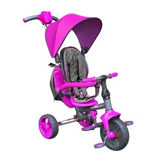 Strolly Compact Trike - Pink