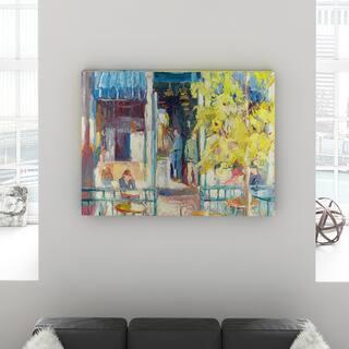 Copper Grove Richard Wallich 'Denver' Canvas Art