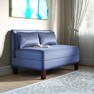 Arts District Emerson Armless Loveseat