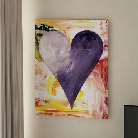Porch & Den Zane Heartwork Addis Ababa Canvas Art Set
