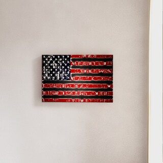 Porch & Den Born2BWild XXV' ArtPlexi by Ready2HangArt