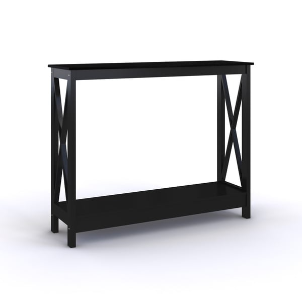 Porch U0026 Den Bywater Dauphine Console Table   Free Shipping Today    Overstock.com   18938530