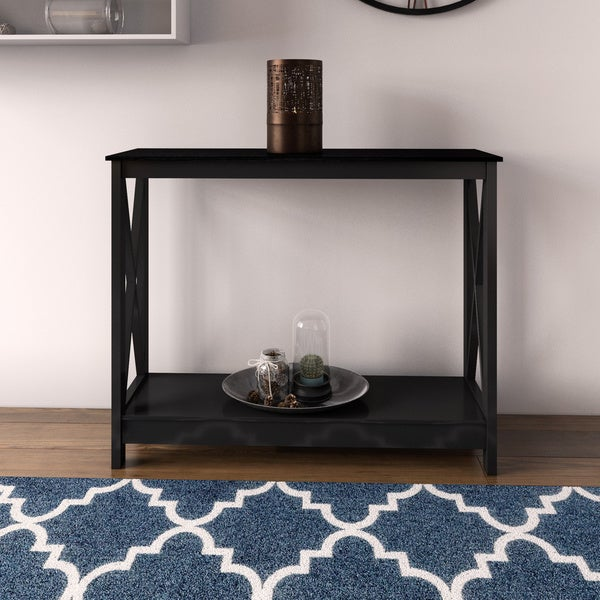 porch & den bywater dauphine console table - free shipping today