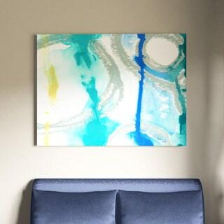 Porch & Den Intensity' Canvas by Dana McMillan