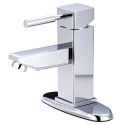 Vilbosch Chrome Centerset Bathroom Faucet