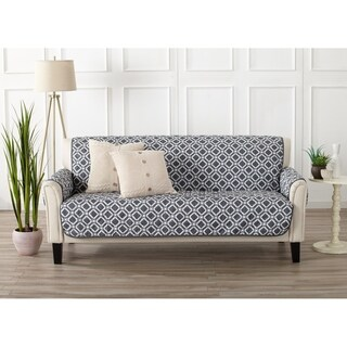 Home Fashion Designs Liliana Collection Deluxe Reversible Sofa Protector
