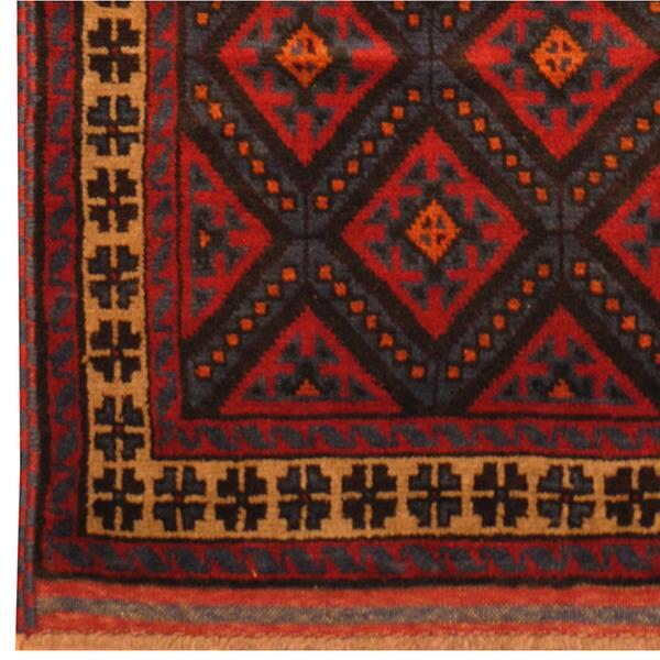 Kind Balouchi Wool Rug