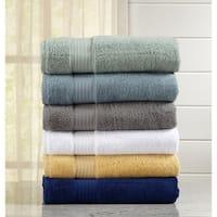 Home Fashion Designs Grace Collection 6-Piece Luxury Hotel / Spa 100% Turkish Cotton Towel Set
