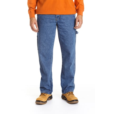 Stanley Men's Big and Tall 5 Pocket Denim Jean