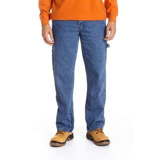 Stanley Men's Big and Tall 5 Pocket Denim Jean|https://ak1.ostkcdn.com/images/products/17767225/P23965572.jpg?impolicy=medium