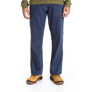 Stanley Men's Big and Tall 5 Pocket Denim Jean|https://ak1.ostkcdn.com/images/products/17767227/P23965573.jpg?impolicy=medium