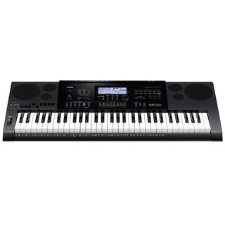 Casio CTK-7200 61-Key Portable Digital Piano - Black