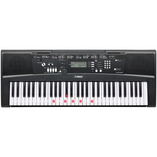 Yamaha EZ-220 61-Note Lighted Portable Keyboard