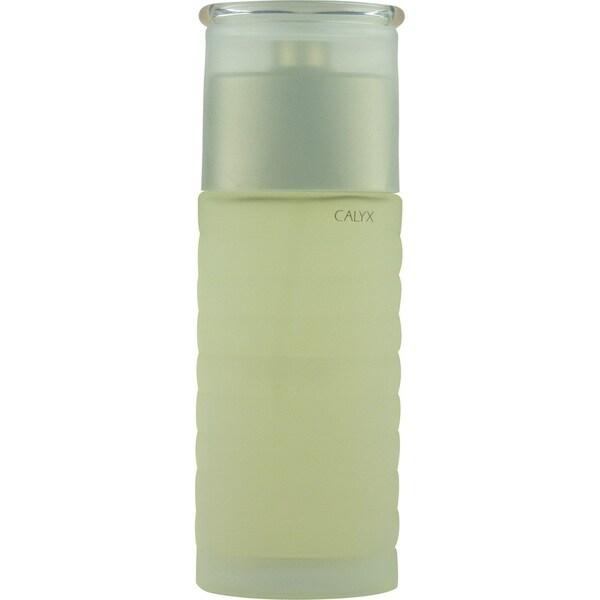 Perfume Tester Review: Shop Clinique Exhilarating Calyx Women's 3.4-ounce Fragrance Spray (Tester)