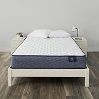 Serta Faircrest 10.5-inch Firm Queen-size Mattress