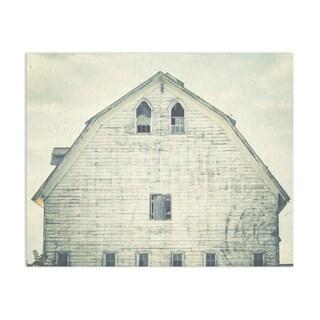 Farmhouse White Handmade Paper Print