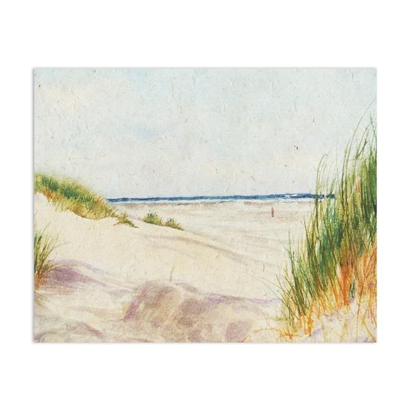 Beach Handmade Paper Print