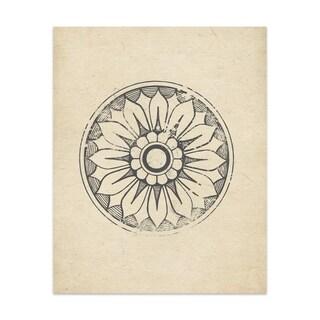 Blossom Handmade Paper Print