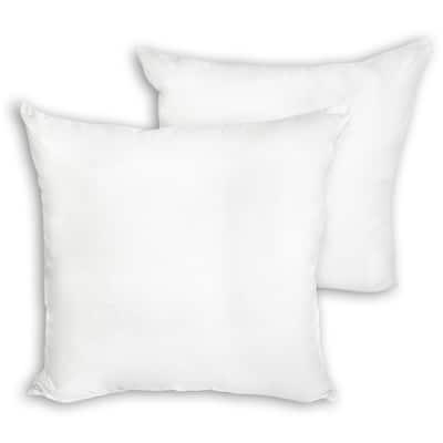 European Sleep Pillow(Set of 2) - White