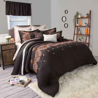 Windsor Home Ashley Comforterand Sheet Set Bed in a Bag (As Is Item)