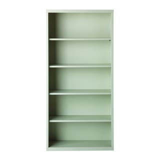 Hirsh 5-Shelf Metal Bookcase|https://ak1.ostkcdn.com/images/products/17767944/P23966201.jpg?impolicy=medium
