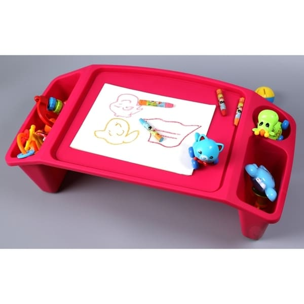 Kids Lap Desk Tray Portable Activity Table