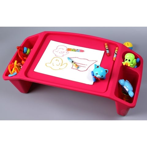 Kids Lap Desk Tray, Portable Activity Table
