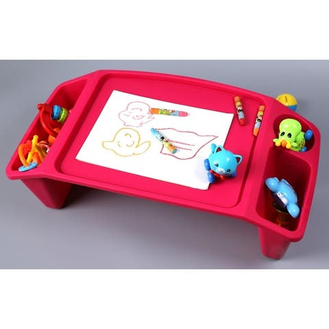 Kids Lap Desk Tray, Portable Activity Table