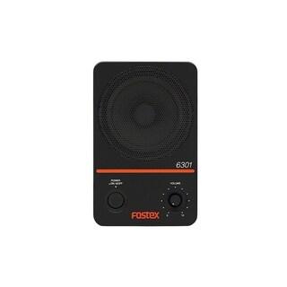 Fostex 6301NE Powered Active Monitor (Single), Electronically Balanced