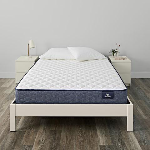 Serta Sleeptrue 10 Inch Carrollton Firm Innerspring Mattress