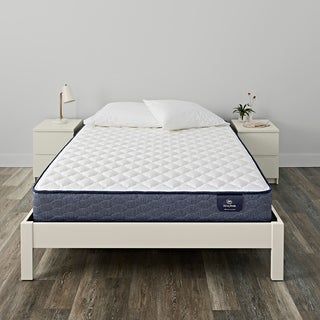 Serta Chrome 9.25-inch Firm Queen-size Mattress