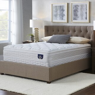 High Quality Serta Chrome 9 Inch Eurotop Queen Size Mattress