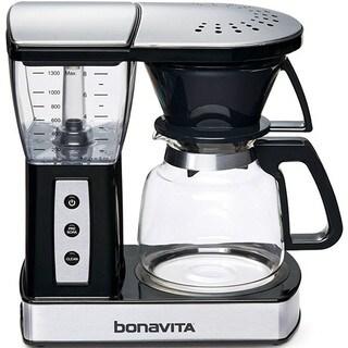 Bonavita Glass 8-Cup Brewer w/warming Plate