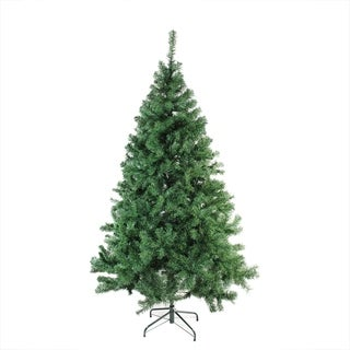 "6' x 42"" Mixed Classic Pine Medium Artificial Christmas Tree - Unlit"