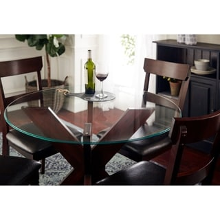 Sorra 42 Round Tempered Table Top Glass