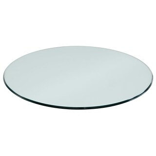 "Sorra 36"" Round Non-Tempered Table Top Glass"