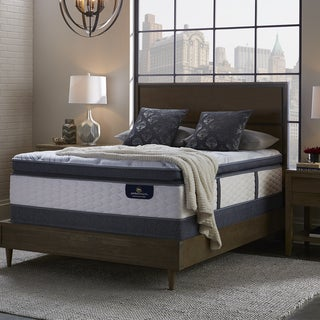 Serta Perfect Sleeper Brightmore 13.5-inch Super Pillow Top Firm Twin-size Mattress