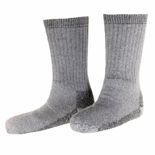 Woolrich Men's Ultimate Merino Wool Extreme Cold Socks 2pk Size Large