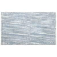 Jean Pierre Taylor Reversible Cotton 21 x 34 in. Bath Rug