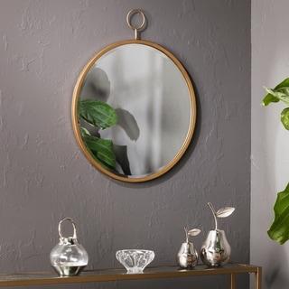 Harper Blvd Lucado Decorative Wall Mirror - Antique Bronze - Bronze/Gold