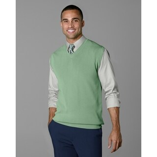Twin Hill Mens Sweater Grass Rayon/Nylon V-Neck (More options available)